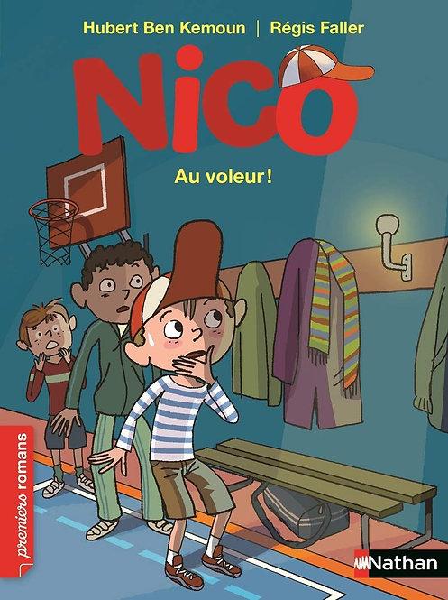 Nathan - Nico- au voleur !