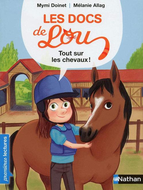 Nathan- Les docs de Lou tout sur les chevaux