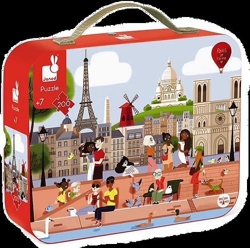 Janod - Puzzle Paris 200 pieces