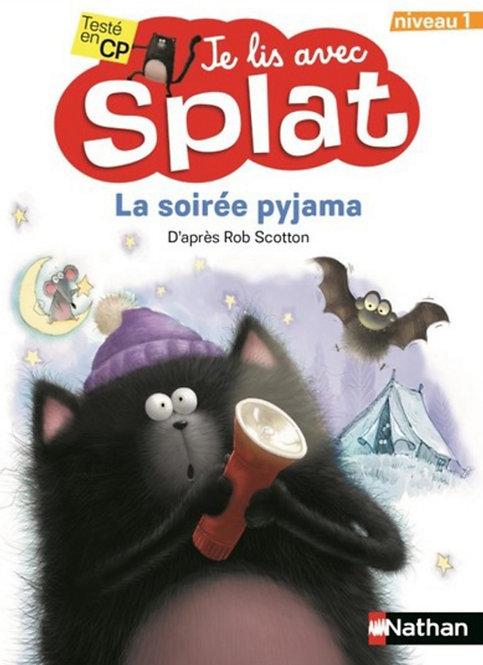 Nathan- Splat - La soirée pyjama