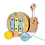 Thumbnail: JANOD - Pure pull along snail - Wooden toy