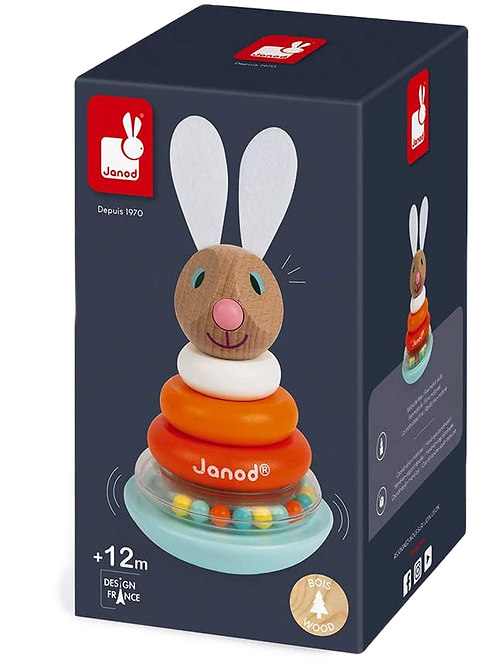 JANOD - Lapin - Poly rabbit