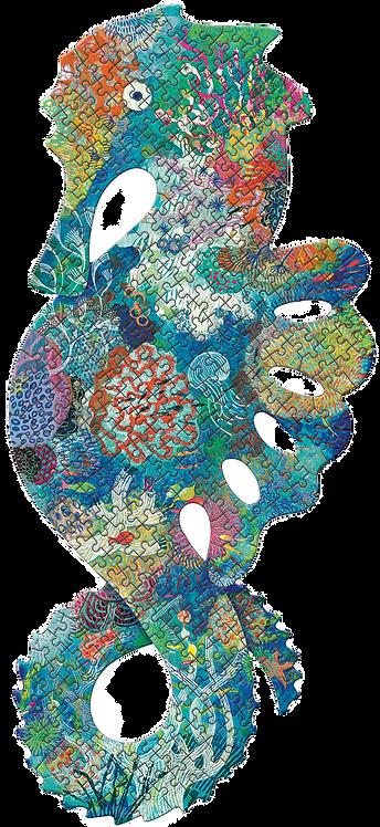 Djeco -Puzz'art Sea Horse