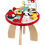 Thumbnail: JANOD - Baby forest activity table - Wooden toy