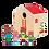 Thumbnail: Djeco - Early learning minihouse