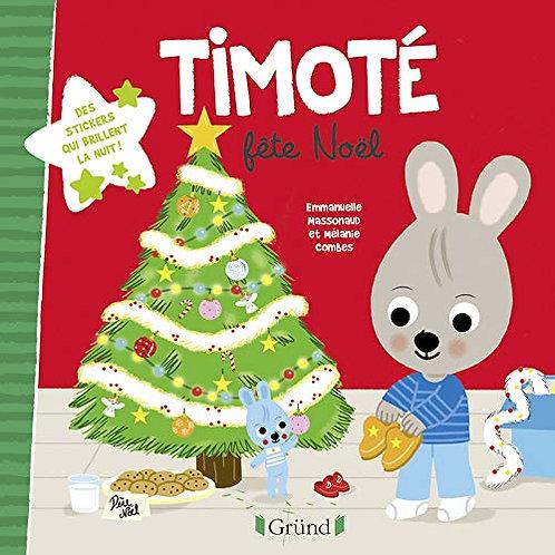 Grund - Timoté fête Noël
