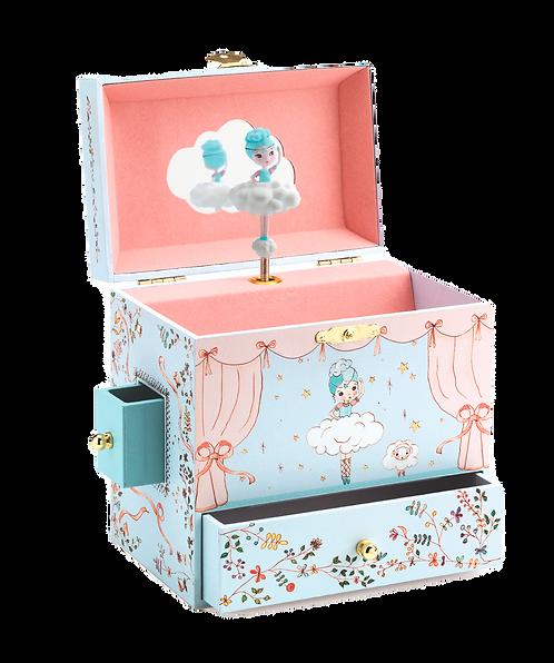 DJECO - Ballerina on stage - Treasure box