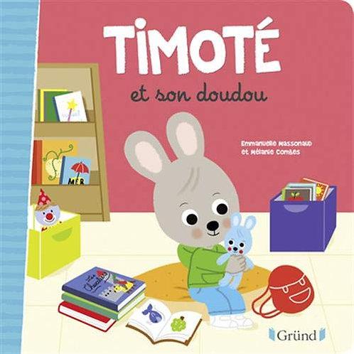 Grund - Timoté et son doudou