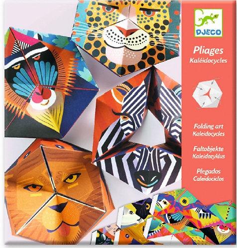 Djeco- PG Origami flexanimals