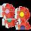 Thumbnail: Djeco - Little games little puzzle