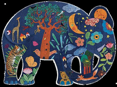 Djeco - Elephant 150 pieces