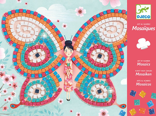 Djeco - Butterfly mosaic
