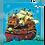 Thumbnail: Djeco -Silhouette Barbarossa's Boat