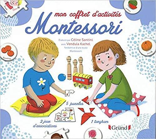 Grund - Mon coffret d'activités Montessori