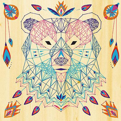 JANOD - String art animal