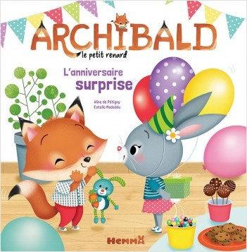 Hemma-  Archibald l'anniversaire surprise
