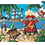 Thumbnail: Djeco - Silhouette Pirate and Treasure