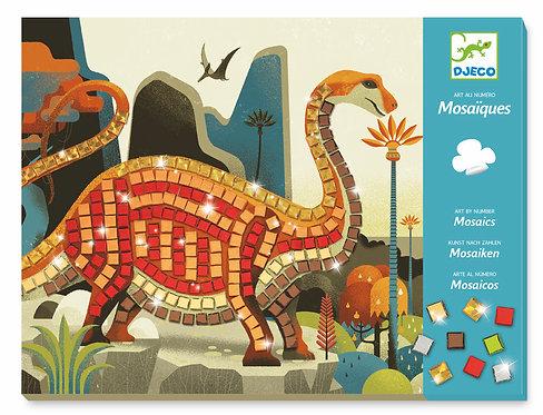 Djeco - Dinosaure mosaic