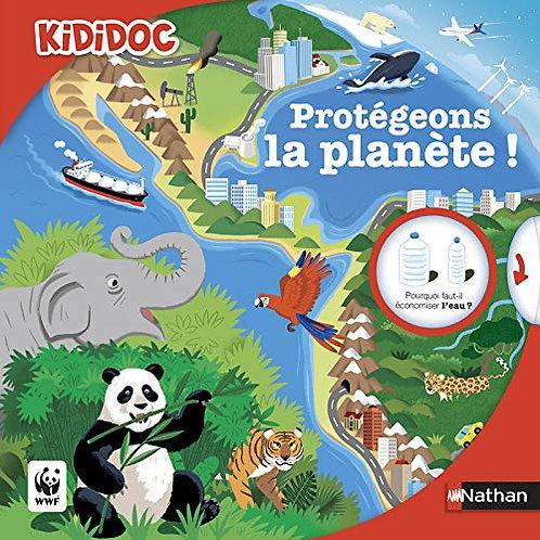 Nathan-Protégeons la planète !- kididoc