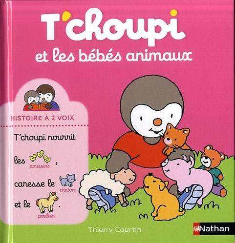 Nathan - T'choupi et les bébés animaux