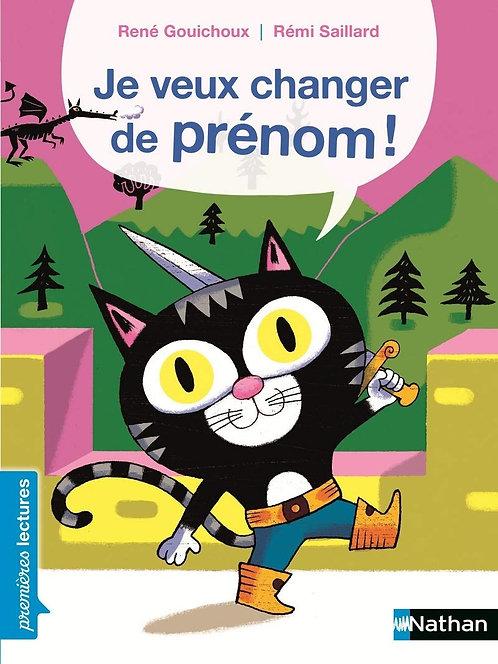 Nathan - Je veux changer de prénom - French edition