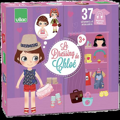 Vilac-Chloe's dressing