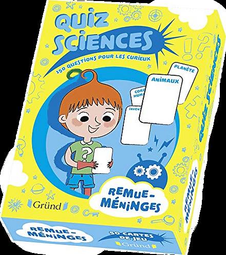 Gründ - Quiz sciences