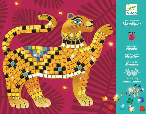 DJECO-LGA Deep In The Jungle mosaics
