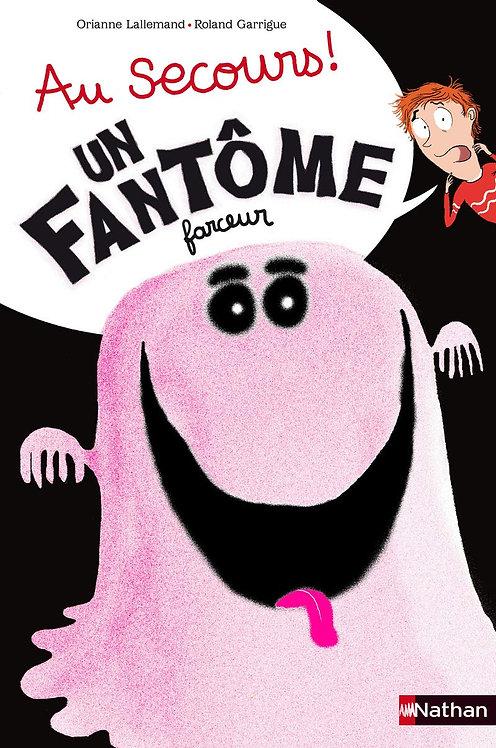 Nathan - Un fantôme farceur - French edition