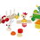 Thumbnail: JANOD - Zigolos giant multicolor train - Wooden toy