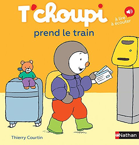 Nathan-T'choupi prend le train