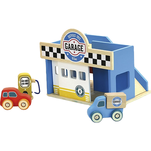 Vilac-Vilacity - little garage