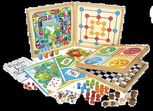 JEUJURA - Jeux classiques 80 règles