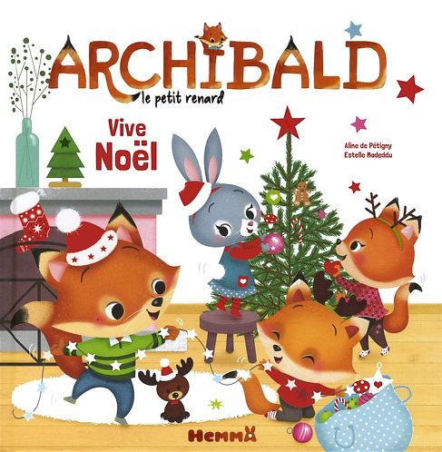 Hemma-  Archibald - Vive Noël