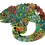 Thumbnail: Djeco - Chameleon puzz'art