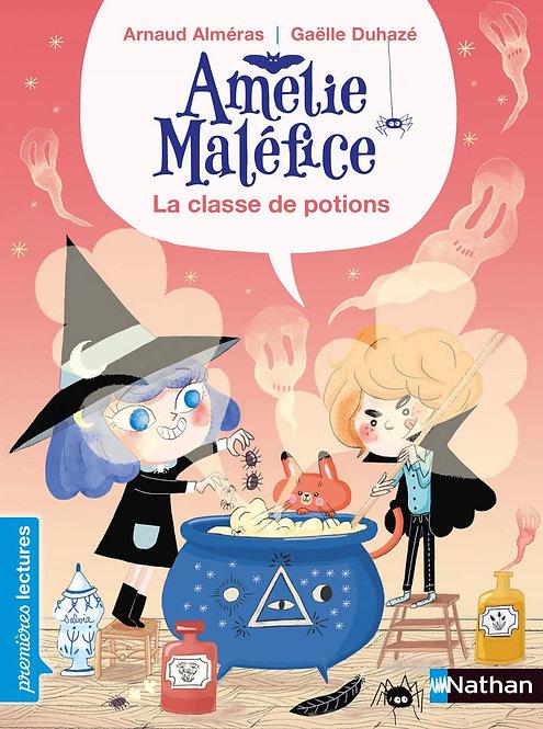 Nathan - Amélie Maléfice - La classe de potions