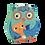 Thumbnail: Djeco - Silhouette Hello Owl