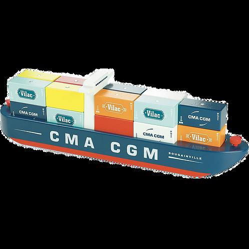 Vilac-Vilacity container ship