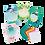 Thumbnail: Djeco - LGA Mosaics Party Dresses