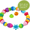 Thumbnail: Lalaboom - 36 Piece Baby Toddler Beads