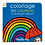 Thumbnail: Moulin Roty - Colors coloring book