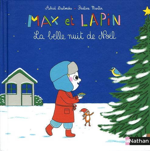 Nathan - Max et lapin, La Belle nuit de Noël
