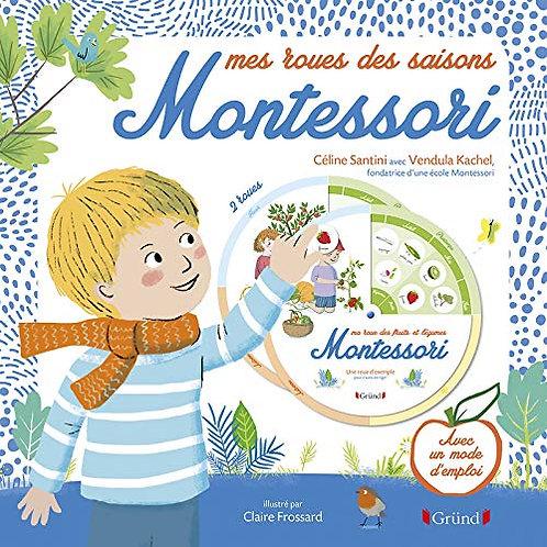 Gründ - Ma roue des saisons Montessori