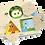Thumbnail: Djeco - Locktou Activity Toy