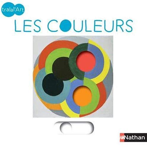 Nathan-Tralal'art - Les couleurs