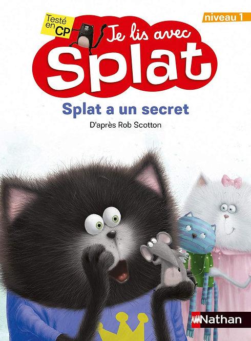 Nathan- Splat a un secret