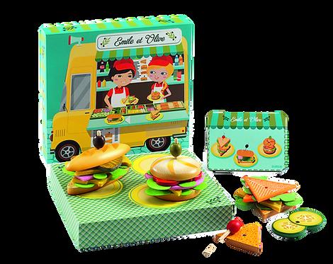 DJECO - Emilie et Olive food truck