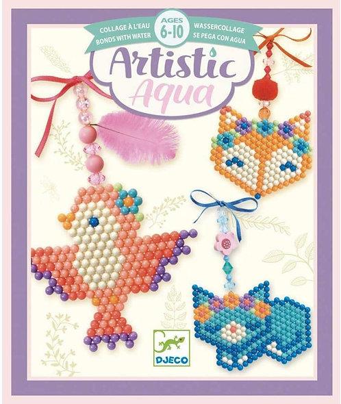 Djeco - LGA Artistic Aqua Country Charm