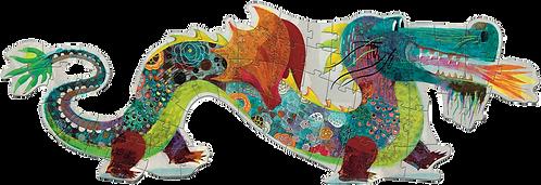 Djeco - Giant Floor Leon the Dragon