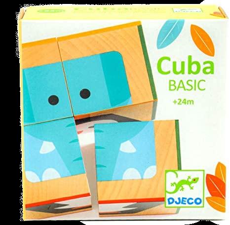 Djeco - Basic CubaBasic